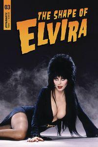 [Elvira: The Shape Of Elvira #3 (Cover D Photo) (Product Image)]
