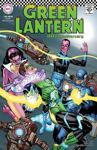 [Green Lantern: 80th Anniversary 100 Page Super Spectacular #1 (1960s Variant Edition) (Product Image)]