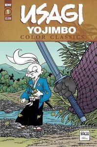[Usagi Yojimbo: Colour Classics #1 (Product Image)]