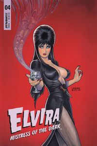 [Elvira: Mistress Of Dark #5 (Cover A Linsner) (Product Image)]