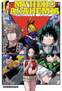 [My Hero Academia: Volume 8 (Product Image)]
