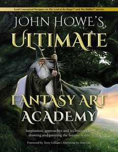 [John Howe's Ultimate Fantasy Art Academy (Product Image)]