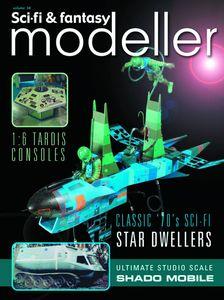 [Sci Fi & Fantasy Modeller: Volume 34 (Product Image)]