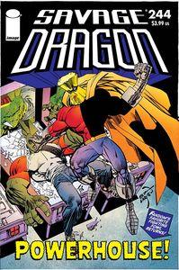 [Savage Dragon #244 (Product Image)]