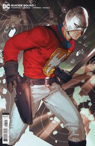 [Suicide Squad #1 (Cover B Gerald Parel Variant) (Product Image)]