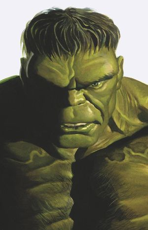 [The cover for Immortal Hulk #37 (Alex Ross Hulk Timeless Variant)]
