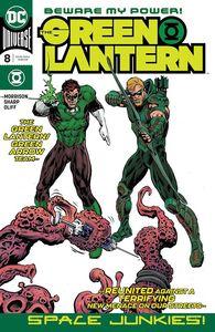 [Green Lantern #8 (Product Image)]