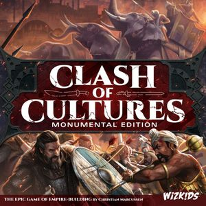 [Clash Of Cultures: Monumental Edition (Product Image)]