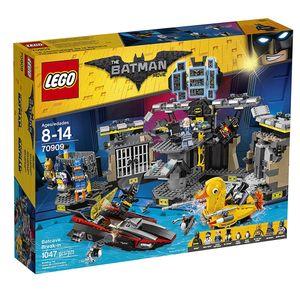 [DC: Lego Batman Movie: Batcave Break In (Product Image)]