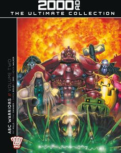 [2000AD: Ultimate Collection: Issue 24: ABC Warriors: Volume 2 (Product Image)]