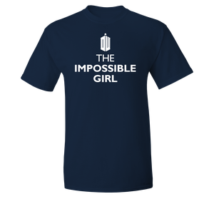 [Doctor Who: T-Shirt: The Impossible Girl (Product Image)]
