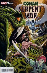 [Conan: Serpent War #2 (Luke Ross Variant) (Product Image)]