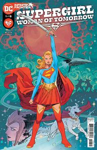 [Supergirl: Woman Of Tomorrow #1 (Product Image)]
