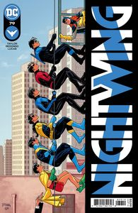 [Nightwing #79 (2nd Printing) (Product Image)]