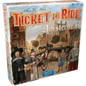 [Ticket To Ride: Amsterdam (Product Image)]