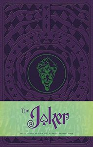 [Joker: Ruled Journal (Hardcover) (Product Image)]
