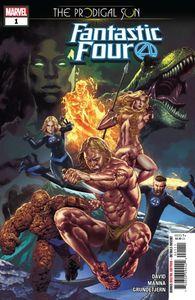 [Fantastic Four: Prodigal Sun #1 (Product Image)]