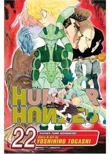 [Hunter X Hunter: Volume 22 (Product Image)]