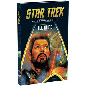 [Star Trek Graphic Novel Collection: Volume 88: TNG Ill Wind (Product Image)]