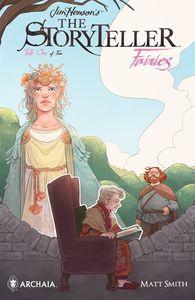 [Jim Henson's Storyteller Fairies #1 (Subscription Milled) (Product Image)]