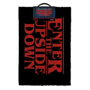 [Stranger Things: Door Mat: Enter The Upside Down (Product Image)]
