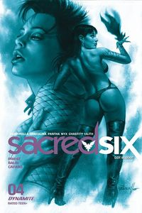 [Sacred Six #4 (Parrillo Tint Variant) (Product Image)]