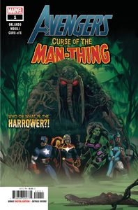 [Avengers: Curse Man-Thing #1 (Product Image)]