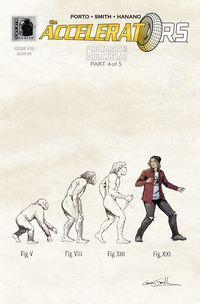 [The cover for Accelerators #19 (Forwards & Backwards)]