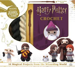 [Harry Potter: Crochet Kit (Product Image)]