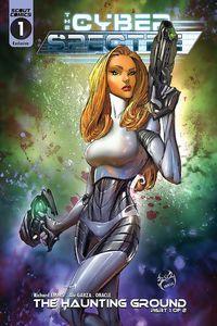 [Cyber Spectre #1 (Joe Benitez KS Cover - Signed Edition) (Product Image)]