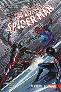 [Amazing Spider-Man: Worldwide: Volume 2 (Hardcover) (Product Image)]