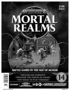 [Warhammer: Age Of Sigmar: Mortal Realms #14 (Product Image)]