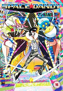 [Space Dandy: Complete Blu-Ray Set (Blu-Ray) (Product Image)]