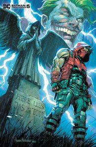 [Batman: Urban Legends #5 (Tyler Kirkham Variant) (Product Image)]