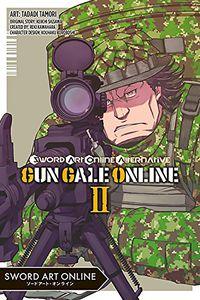 [Sword Art Online: Alternative Gun Gale: Volume 2 (Product Image)]