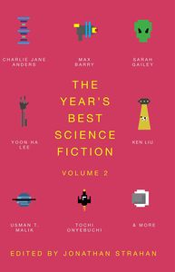 [The Year's Best Science Fiction: Volume 2: The Saga Anthology Of Science Fiction 2021 (Product Image)]