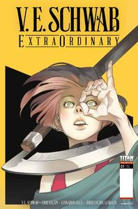 [Extraordinary #1 (Cover C Rivas) (Product Image)]