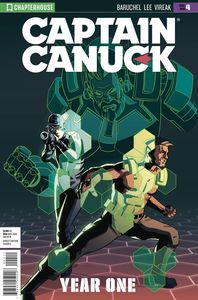 [Captain Canuck: Year One #4 (Virgin Art) (Product Image)]