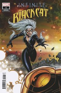 [Black Cat: Annual #1 (Ron Lim Connecting Variant Infd) (Product Image)]