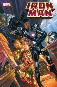 [Iron Man #7 (Product Image)]