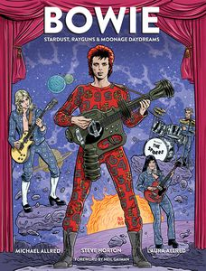 [Bowie: Stardust Rayguns & Moonage Daydreams (PX Hardcover) (Product Image)]