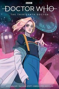 [Doctor Who: The 13th Doctor: Volume 1 (Product Image)]