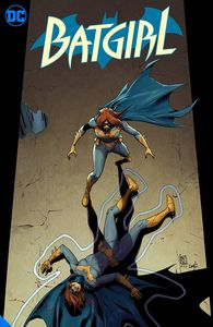 [Batgirl: Volume 8: The Joker War (Hardcover) (Product Image)]