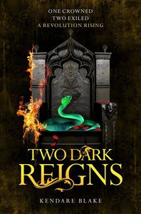 [Two Dark Reigns (Signed Edition) (Product Image)]