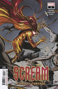 [Scream: Curse Of Carnage #1 (2nd Printing Variant) (Product Image)]