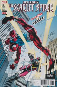[Ben Reilly: Scarlet Spider #8 (Product Image)]