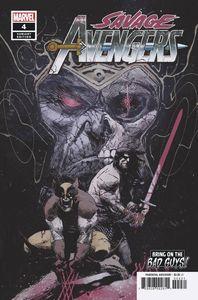 [Savage Avengers #4 (Zaffino Bobg Variant) (Product Image)]