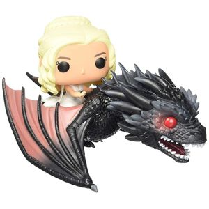 [Game Of Thrones: Pop! Vinyl Figures: Drogon With Daenerys (Product Image)]