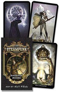 [The Steampunk Tarot Mini (Product Image)]