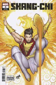 [Shang-Chi #3 (Nakayama Shang-Chi Phoenix Variant) (Product Image)]